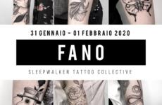 FANO – SPLEEPWALKER | 31.01/01.02 2020